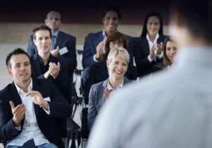 Как сделать выступление перед любой аудиторией эффектным и эффективным